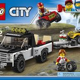 LEGO City ATV Race Team Лего Конструктор Гоночная команда 60148 Lego
