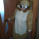 Карнавальный костюм Льва взрослый.