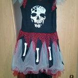 Карнавальное платье в стиле Монстер Хай.