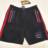 Шорты мужские Яхтинг копия бренда Paul&Shark 5906 на размеры 48-50