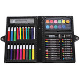 Darice набор для творчества 68 предметов сша Artyfacts Portable Art Studio Kit 68 Pieces