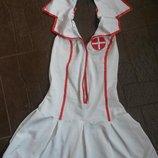 платье медсестры