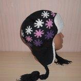 Новая теплая зимняя шапка ушанка Gelert, 7-8 лет, оригинал