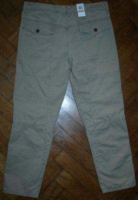 Мужские брюки карго бренда Calvin Klein, оригинал, размер 33.