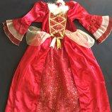Карнавальное платье Белль Дисней оригинал на возраст 9-10 лет