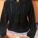 Очень теплый мужской свитер на пуговицах Gianni Marcelo Турция Хл