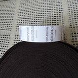 Этикетка вшивная составная
