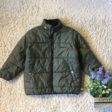 Куртка хаки,р.116,на 6 лет