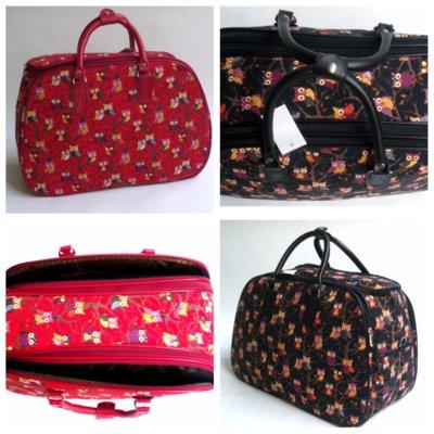 d151855fd85b Дорожная сумка текстильная большая, средняя, маленькая: 440 грн ...