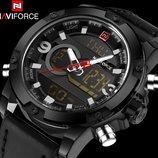 Мужские наручные часы Naviforce Kosmos 9097 по супер цене Гарантия