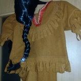 Карнавальный костюм Индианки.