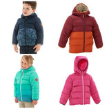 Детская зимняя куртка Quechua