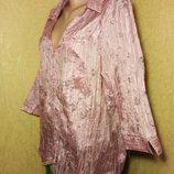 Блузка на колоритных женщин размер 50 фирмы Essence пр-во Польша, б/у
