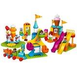 Lego Duplo Большой парк аттракционов 10840 Big Fair