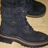 27-24/5 Green Land нубук зима ботинки
