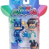 Игровой набор из 2 фигурок Герои в масках Кэтбой и Ромео PJ Masks Light Up Figure 2pk Cat Boy &Romeo