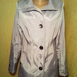 Куртка-Плащ-Пальто размер 48 фирмы Dianora, б/у
