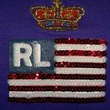 Эксклюзивная футболка от Люкс-Бренда Ralph Lauren .Оригинал