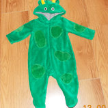 Теплый человечек M&S для ребенка 3-6 месяцев. 68 см
