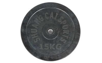 Блины обрезиненные диски обрезиненные 1446-15 вес 15кг