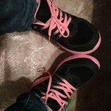 Кроссовки осенние полномерные