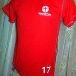 Спортивная фирменная термо футболка St. Louis 11-15 лет