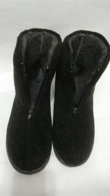 Бурки тёплые для мужчин, мужские дедуши, обувь для дома