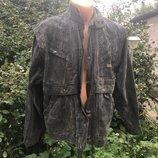 Куртка джинсовая р 44-46