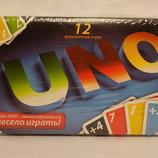 Настольная развлекательная игра Uno, Уно