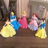 Набор кукол пластмасовых