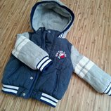 Зимняя куртка 1-2года