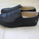 Туфли, мокасины,кожа 21,5см