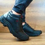 Мужские ботинки Columbia Черные 10402