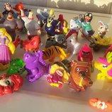 Игровые фигурки Kinder, киндеры интересные, есть редкие. Лунтик, Смурф, Маша, Little People и др.