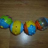 Набор шариков-конструктор