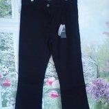 Soon новые с бирками черные стрейчевые джинсы р 12 на 46-48 р