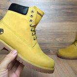 Зимние женские ботинки Timberland Judas-colored
