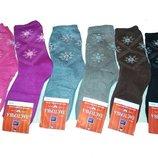 Носки женские махровые 37-41р