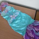 Платье карнавал 7-8 лет 122-128 см George Джорж фирменное оригиал Дисней
