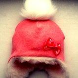 шапка зима 0..9р. в асортименті