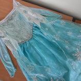 Платье карнавал 9-10 лет 140 см Disney Дисней нарядное