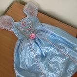 Платье карнавал 5-6 лет 116 см Disney Дисней оригинал бренд