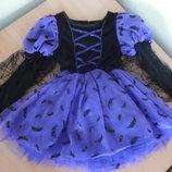 Платье карнавал 5-6 лет 116 см Хелоуин Spooked оригинал фирменные