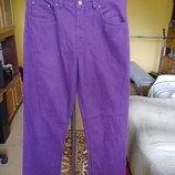 Джинси фіолетові розмір 33-30 Biaggini