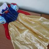 Платье карнавал девочке 5-7 лет 122 см Disney Дисней