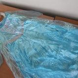 Платье карнавал девочке 7-9 лет Disney Дисней оригинал бренд