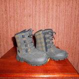 Ботинки зимние 20 р стелька 13 см