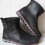 Levis Мужские зимние кожаные Levi´s Угги Левис ботинки сапоги уги