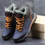 Ботинки зимние Merrell dark blue
