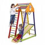 Детский спортивный комплекс SportBaby BambinoWood Color
